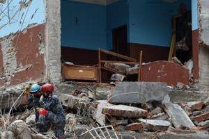 Động đất tại Papua New Guinea: Liên tiếp dư chấn, số người chết lên tới 55 người