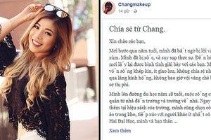 Changmakeup viết một bài rất dài để 'giải trình' về vụ mỹ phẩm giả, nhưng làn sóng phản đối vẫn tăng cao