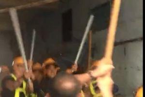 Dự án Charmington Plaza: Giải tỏa không xong, tấn công người dân?