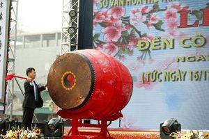 Tưng bừng Lễ khai hội Đền Cô Tân An