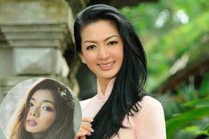 'Nữ hoàng ảnh lịch' Thanh Xuân: Hai chữ 'hào quang' mong dành hết cho con