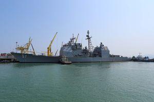 'Mong muốn tiếp tục tăng cường hợp tác giữa Hải quân Việt Nam-Hoa Kỳ'