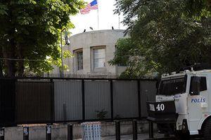 Đại sứ quán Mỹ ở Thổ Nhĩ Kỳ đóng cửa vì an ninh
