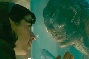 Phim viễn tưởng 18+ 'Shape of water' đại thắng Oscars