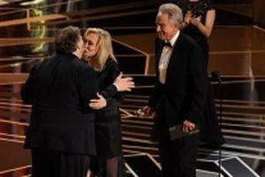 Lễ trao giải Oscar 2018: 'The Shape of Water' giành giải Phim xuất sắc nhất
