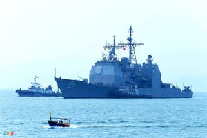 Thủy thủ Mỹ có nhiều hoạt động trên bờ tại Đà Nẵng