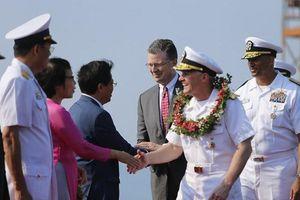 Chỉ huy tàu sân bay: 'Hôm nay là một ngày lịch sử'