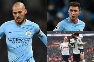 Man City áp đảo đội hình xuất sắc nhất vòng 29 Premier League
