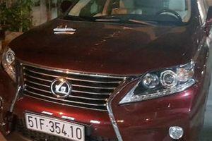 Vụ trộm Lexus của người tình cũ: Tình tiết mới