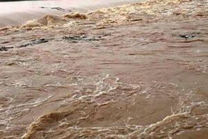 Nâng cấp bậc cảnh sát hi sinh khi cứu người trong dòng nước chảy xiết