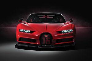 Cận cảnh siêu xe Bugatti Chiron Sport giá 72,8 tỷ đồng