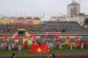 Vòng chung kết U.19 Quốc gia chính thức khởi tranh