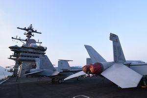 Báo Nhật nói gì về chuyến thăm Việt Nam của tàu sân bay Mỹ USS Carl Vinson?
