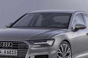 Audi A6 2019 hoàn toàn mới đủ sức cạnh tranh 'Mẹc' E, 'Bim' 5 Series?