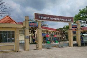 UBND huyện Bến Lức, Long An xác minh vụ việc bắt cô giáo quỳ gối xin lỗi