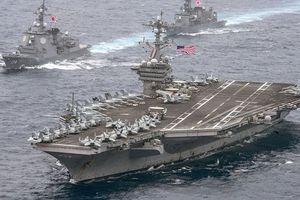 Tin thế giới 6/3: Vòng sắt đỏ đặc biệt trên tàu Carl Vinson có ý gì?