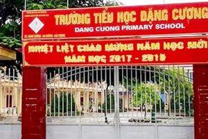 Phụ huynh trường Tiểu học Đặng Cương đã nhận lại số tiền lạm thu