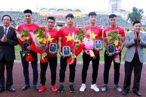 Khai Mạc giải U.19 Quốc gia: Sôi động và náo nhiệt với các tuyển thủ U.23 Việt Nam
