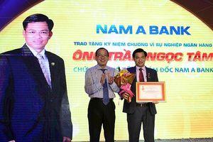 Nam A Bank có CEO mới, là ông Trần Ngọc Tâm