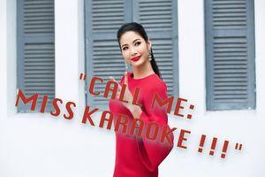 Hoàng Thùy khoe giọng hát với hit Bằng Kiều, hóm hỉnh nhận mình là… 'Miss Karaoke'