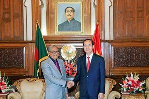 Bangladesh sẽ là thị trường rất tiềm năng cho các doanh nghiệp Việt Nam