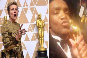 Chuyện hy hữu: Tượng vàng Oscar của Nữ diễn viên chính xuất sắc bị đánh cắp ngay sau lễ trao giải