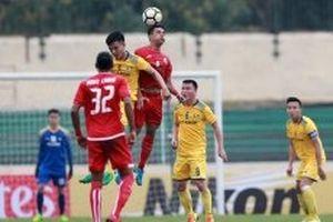 Chia điểm trên sân Vinh, Sông Lam Nghệ An giữ sạch lưới trận thứ ba liên tiếp