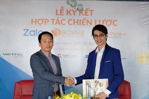 Zalo Shop chính thức tích hợp Shipchung và BoxMe