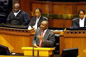Tân Tổng thống Nam Phi với nhiệm vụ chống tham nhũng