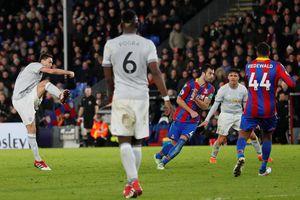 Video bàn thắng Crystal Palace 2-3 MU