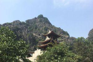 Bộ Văn hóa yêu cầu tháo dỡ công trình trái phép ở Tràng An