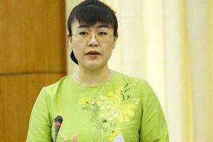 Vì sao cựu ĐBQH Nguyệt Hường âm thầm rút khỏi ghế nóng VID Group?