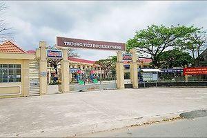 Phụ huynh trường Bình Chánh xác nhận cô giáo bị ép phải quỳ gối