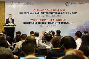 IoT - nền tảng mới cho quan hệ chính phủ và doanh nghiệp