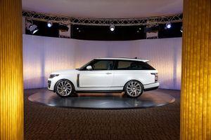 Ảnh chi tiết 'hàng hot' Range Rover SV Coupe hai cửa vừa lộ diện