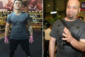 Flores nhận lời nam vương boxing: Chờ xin phép theo luật