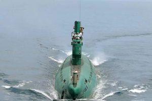 Thán phục: Triều Tiên đang hiện đại hóa tàu ngầm Đề án 033