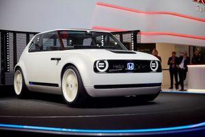 Honda cho phép đặt hàng trước mẫu xe điện 'kỳ quặc' Urban EV vào đầu năm sau