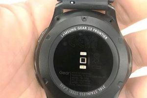 Đồng hồ Gear S3 Frontier bung ốc vít, Samsung đã liên hệ với khách hàng?