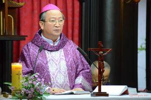 Đức Tổng Giám mục Phaolô Bùi Văn Đọc qua đời