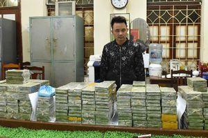 Khởi tố 'ông trùm' cùng đàn em buôn 288 bánh heroin, giá 57 tỉ đồng