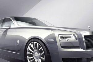 'Bóng ma' Rolls-Royce Ghost bản giới hạn 101 năm lộ diện