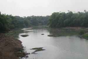 Phát hiện thi thể nam thanh niên trên sông Mã