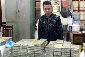 Khởi tố, bắt giam 4 đối tượng mua, bán trái phép 288 bánh heroin xuyên quốc gia