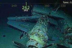 Nhìn gần xác tàu sân bay Mỹ USS Lexington ở độ sâu 3000 m
