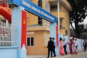 Hà Nội thêm một trường THPT công lập trực thuộc trường ĐH