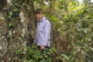 Vụ 2 cha con vào rừng tìm mật ong bị sát hại dã man: Nghi can đã treo cổ tự tử