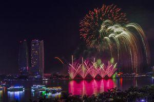 Lộ diện các đội tham dự Lễ hội pháo hoa quốc tế Đà Nẵng 2018
