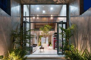 Ngôi nhà ống ở TP Hồ Chí Minh lên tạp chí kiến trúc của Mỹ