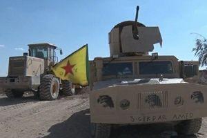 Người Kurd Syria ngừng đánh IS, dồn binh chống quân Thổ tại Afrin